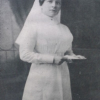 Catherine (KItty) McNaughton - nurses uniform.tif