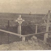 3. Alfred Lindsay Grave WW1 France.tif